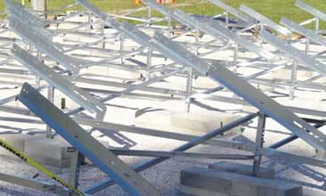 Solar Array State College Of Florida Venice Campus